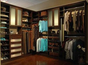 Custom Closet in Sacramento